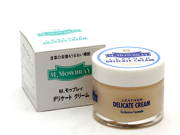 M.MOWBRAY DELICATE CREAM 60ml NEUTRAL 商品写真